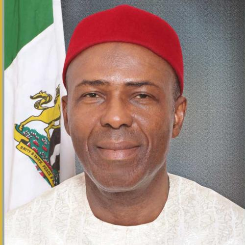 Dr. Christopher Ogbonnaya Onu - Honourable Minister Nigeria's Federal Ministry of Science & Technology. Distinguished Guest