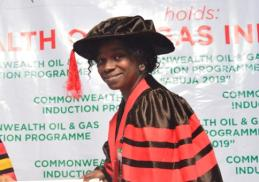 ENGR. OMOBOLANLE DIANA BELLO, FIOGRDEPARTMENT OF PETROLEUM RESOURCES (DPR)FEDERAL GOVERNMENT OF NIGERIA