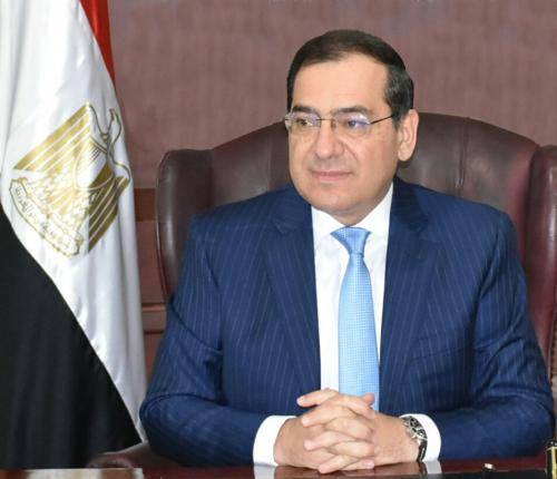 Engr. Tarek El-Molla  - Honourable Minister Egypt's Ministry of Petroleum & Mineral Resources. Distinguished Guest